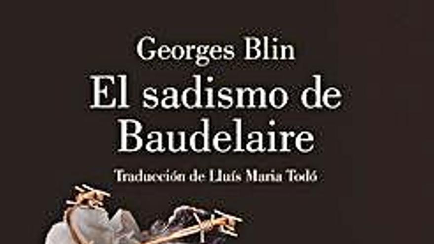 El sadismo de Baudelaire