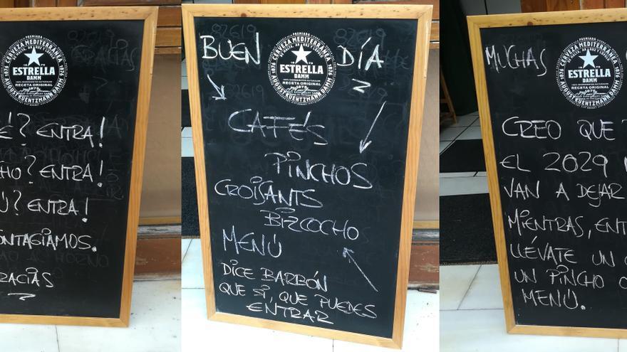 El hostelero ovetense que triunfa con sus sentencias humorísticas sobre las restricciones en Asturias