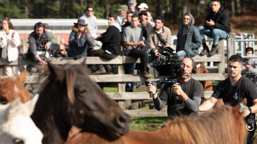 Movistar+ estrenará en 2022 'Rapa', serie rodada en A Coruña, en la Serra da Capelada, con Javier Cámara
