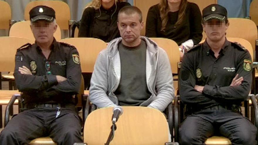 El móvil de Ortiz le sitúa donde capturaron a las niñas