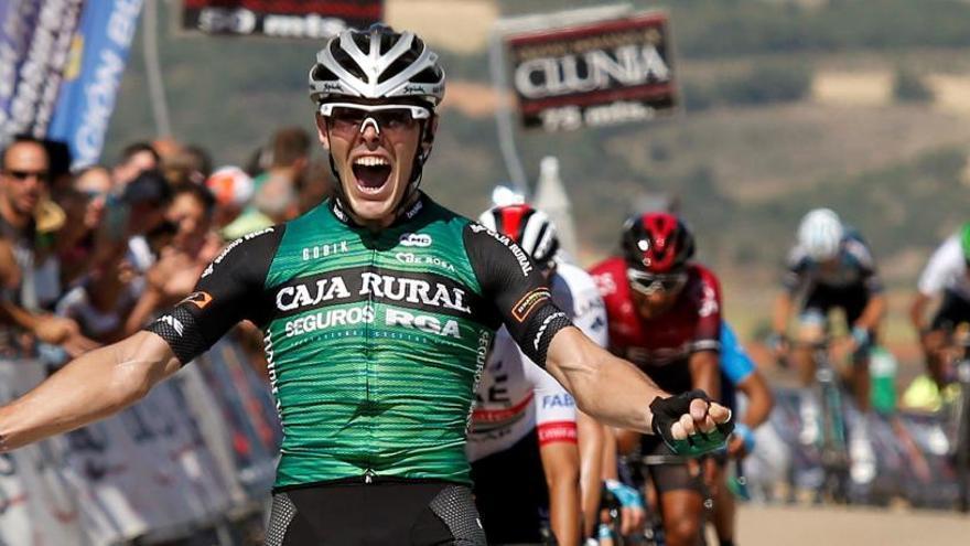 """El Caja Rural-Seguros RGA afronta la Vuelta con un equipo joven y """"equilibrado"""""""