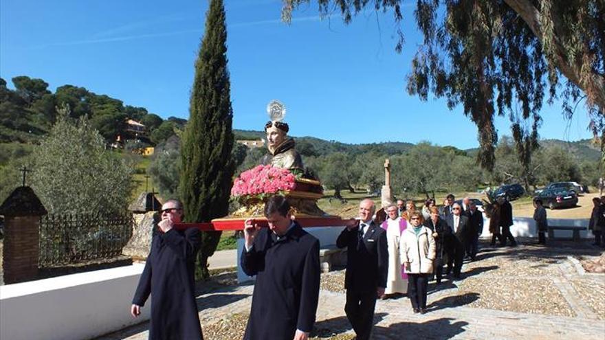 Las hermandades cordobesas se reúnen hoy en torno a san Álvaro