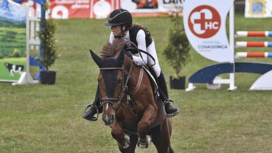 Guillermo González gana la prueba grande en Luanco