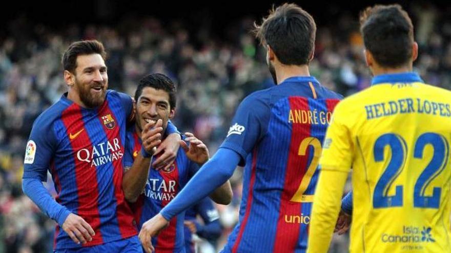 El Barça-Las Palmas, en dubte pel referèndum