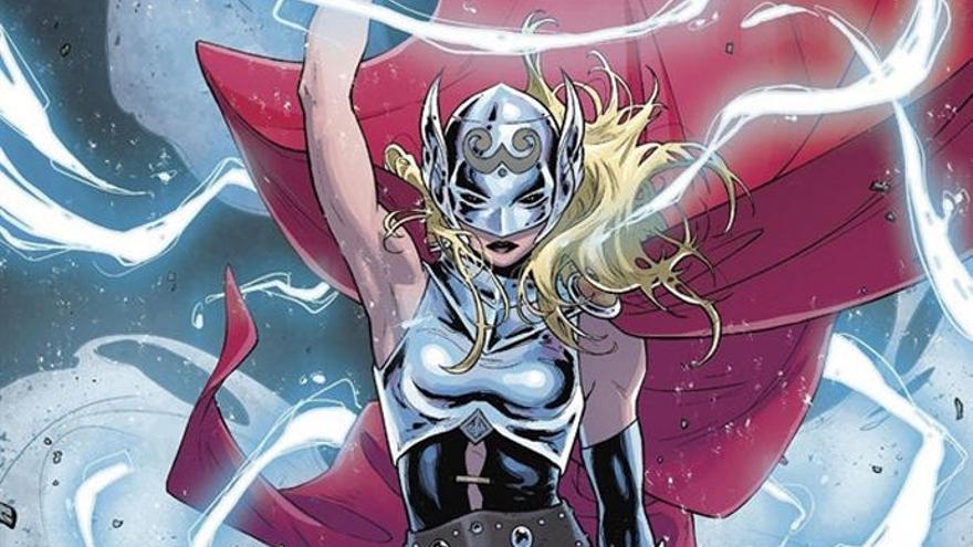 ¿Veremos a la versión femenina de Thor?
