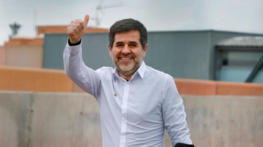 Jordi Sànchez recurre la suspensión del tercer grado
