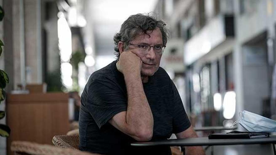 """Gerardo Herrero: """"Creo que Steven Spielberg es el único director que no ha fracasado nunca"""""""