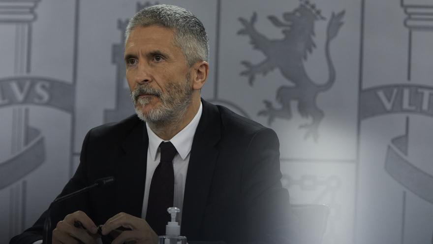 Vox registra una querella contra Marlaska en el Supremo
