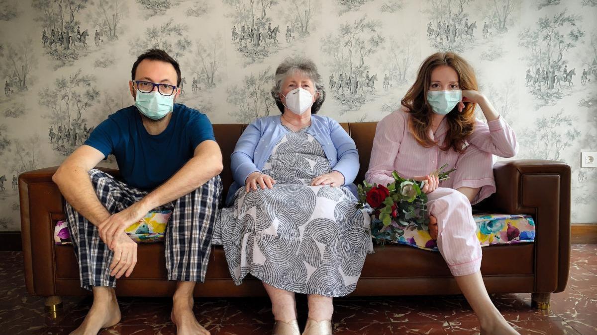 Hasta que la pandemia nos separe