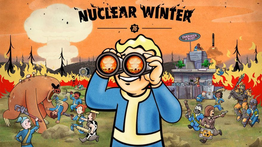 'Fallout 76' estrena un modo Battle Royale y un período de juego gratuito