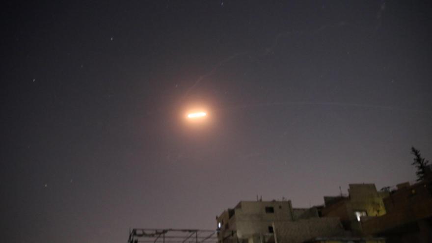 Siria denuncia ataques israelíes en las zonas de Damasco y Homs