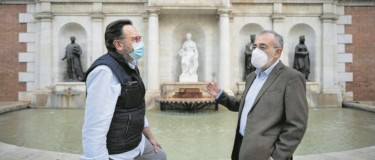 Cara a cara por la Pandemia