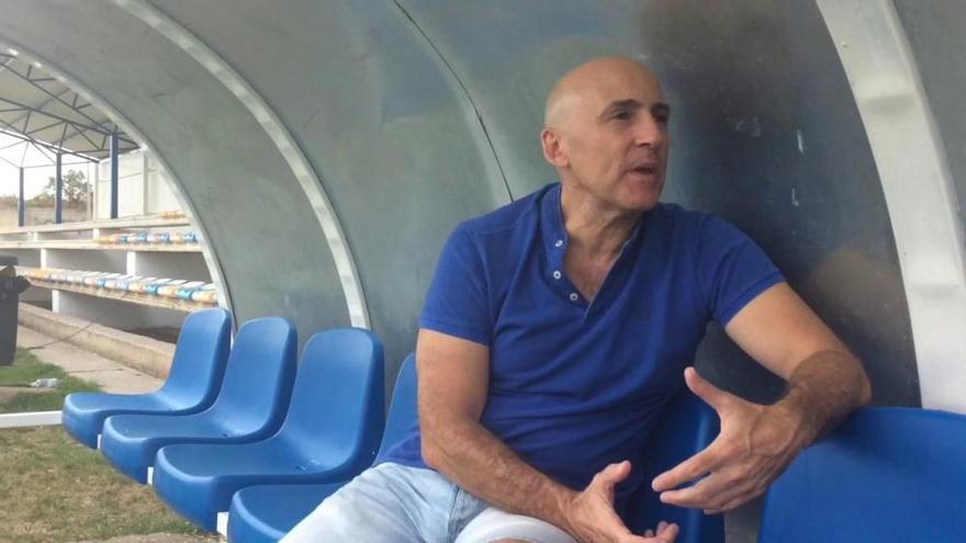 Entrevista a Julio Maldonado 'Maldini' en Villaralbo