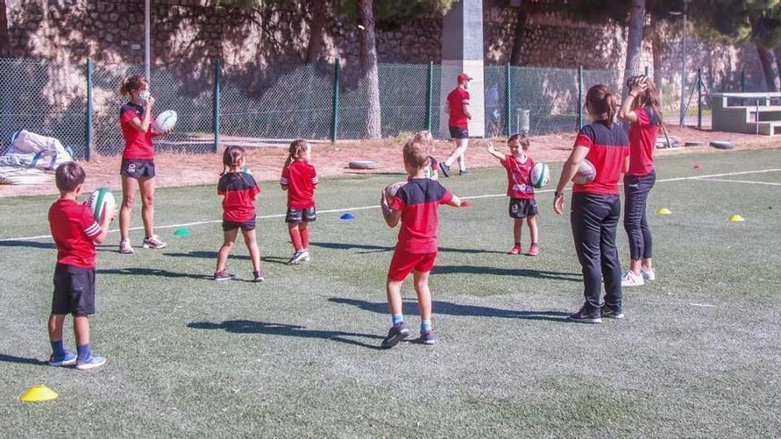 La Fundación Trinidad Alfonso da ayudas por 1,5 millones a familias con niños deportistas afectados por la covid-19