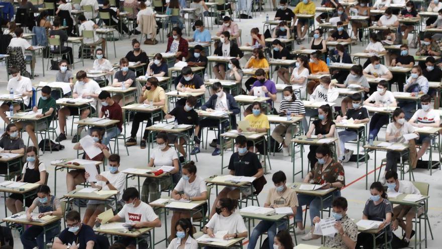 Notas de corte finales: Física y Matemática, la carrera con una calificación más alta en Asturias