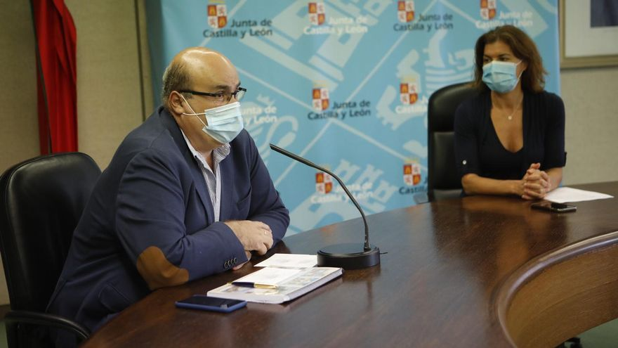 Cierran un aula del colegio La Candelaria de Zamora por coronavirus