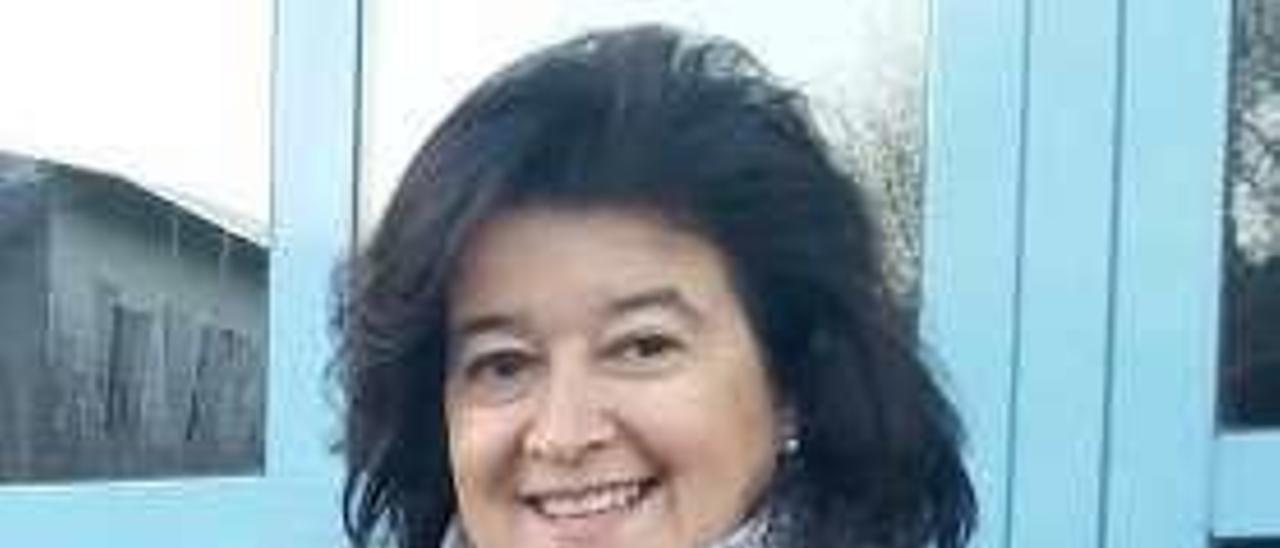 María del Carmen Amoedo. // FdV