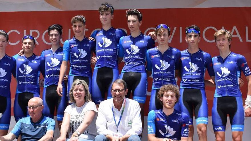 El Valverde Team-Terra Fecundis refuerza su equipo júnior