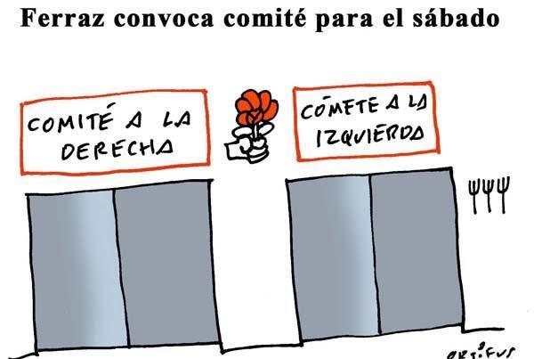 El humor gráfico de Ortifus