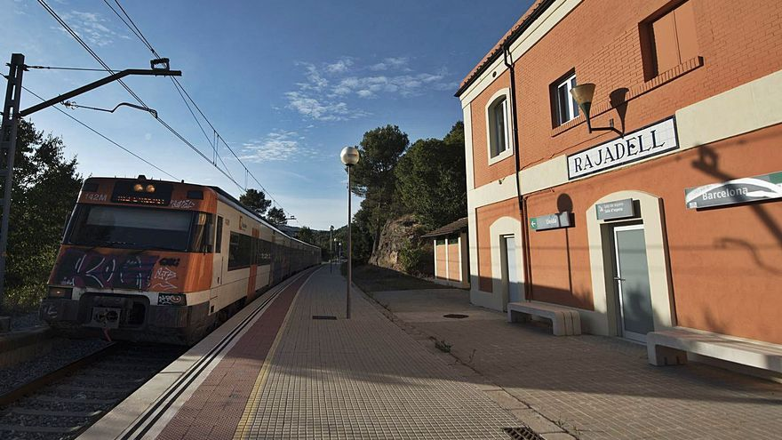 Ferrocarrils assumirà el 2024 la gestió de la línia de tren Manresa-Lleida