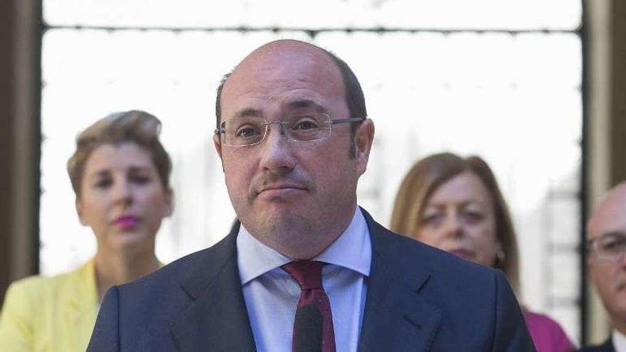 El Tribunal Superior de Murcia investiga al expresidente regional por el 'caso Púnica'