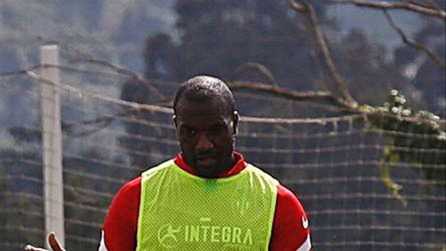 """Babin, que deja la selección: """"Quiero retirarme en el Sporting"""""""