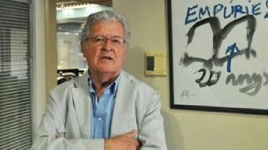 Mor als 83 anys l'editor Xavier Folch, fundador d'Empúries