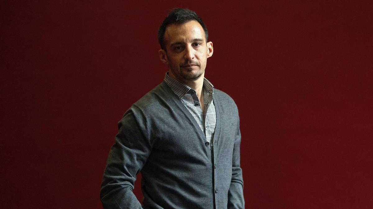 Alejandro Amenábar.