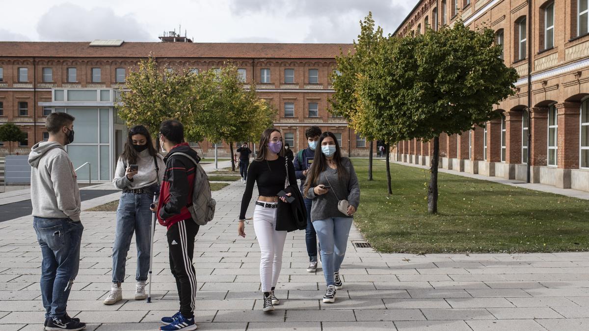 Campus Viriato de Zamora.