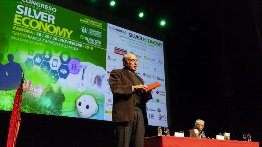 Las nuevas restricciones condicionan el congreso internacional de Silver Economy de Zamora