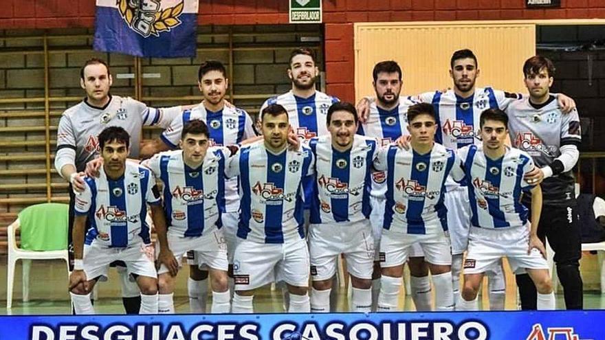 El Atlético Benavente inicia este miércoles el camino del ascenso