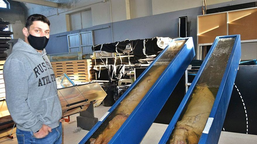 Valdés avanza con el Museo del Calamar Gigante y licita la obra de la futura sede