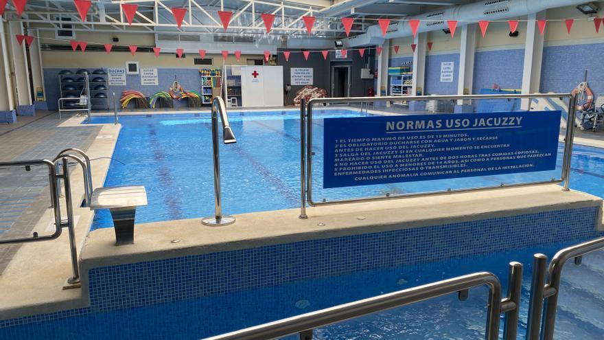 Crevillent abre el lunes las incripciones a la piscina y el gimnasio municipal