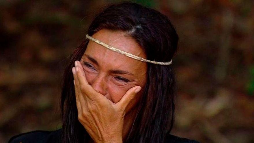 """Olga Moreno, descalificada de Supervivientes y la audiencia se ensaña con ella: """"Se han dado cuenta, era muy descarado"""""""