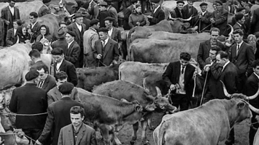 Viaxe á feira cambresa de hai 50 anos