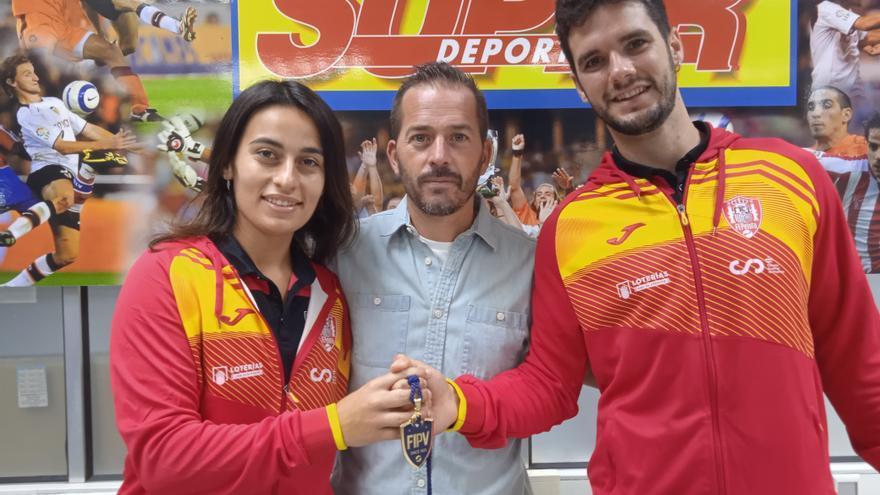 El título mundial de España tiene sabor valenciano
