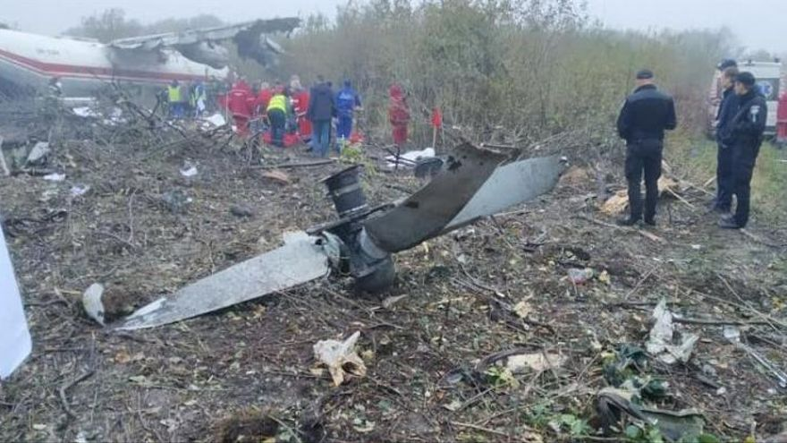 Almenys 3 morts en un aterratge forçós a Ucraïna d'un avió procedent de Vigo
