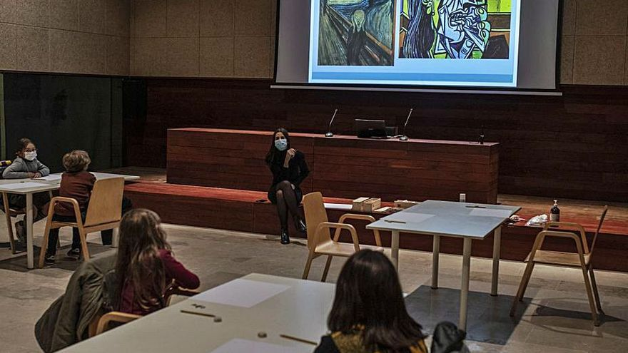 "Taller infantil ""El arte que vendrá"" en Zamora"