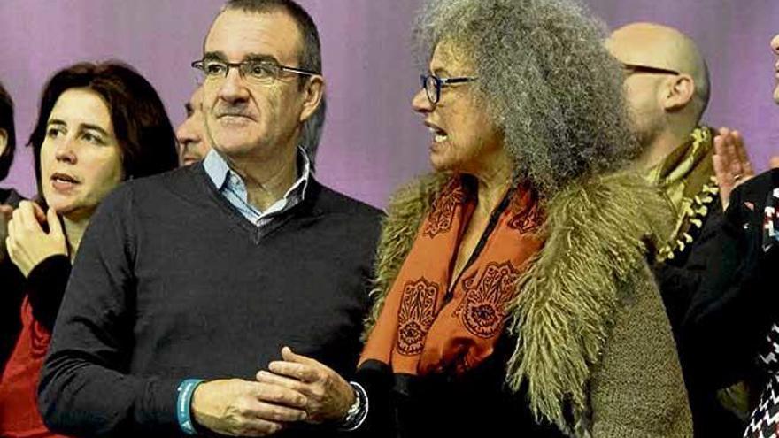 Yllanes entra en la cúpula de Podemos pero pierde puestos en el ´errejonismo´