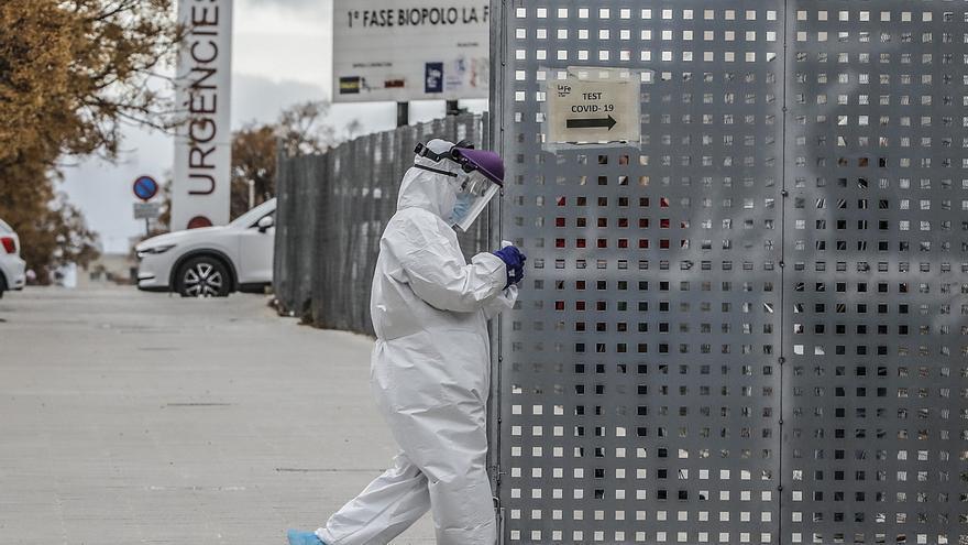Sanitat registra 229 contagios y cuatro muertes por coronavirus en la Comunitat Valenciana