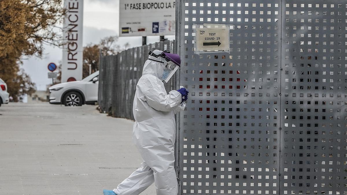 Última hora del coronavirus, hui, 16 d'abril, a la Comunitat Valenciana