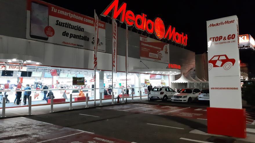 MediaMarkt Siero sigue abierto para la venta de productos de informática y telecomunicaciones y recogida de compras online