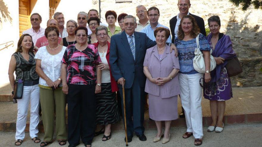 Mor a 89 Joan Cañigueral, mestre i expresident de Càritas Figueres