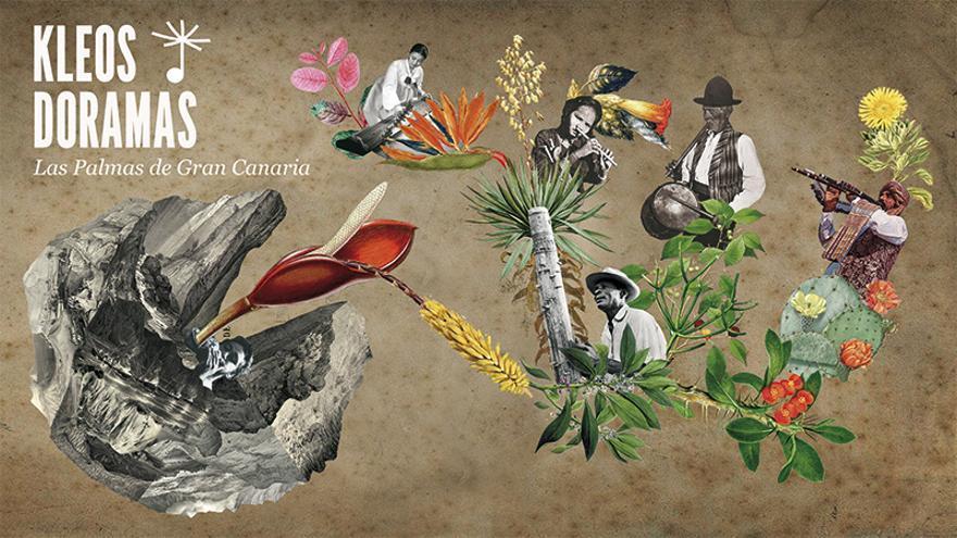 Nomad Garden, Antropoloops, Datrik, Jacobo Llarena y Salan Producciones, «Kleos Doramas»