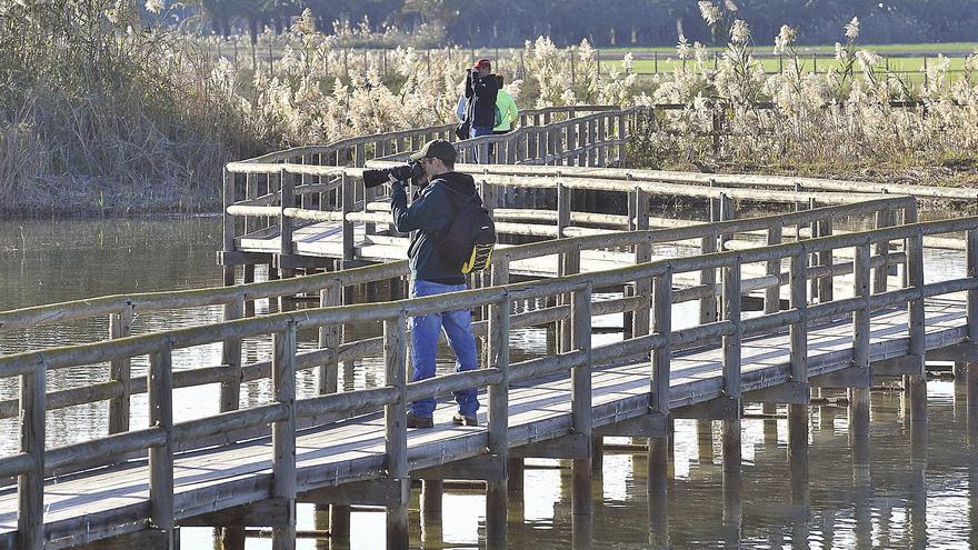Un sendero de 40 kilómetros enlazará el Pantano con El Hondo, el Pinet y Puçol