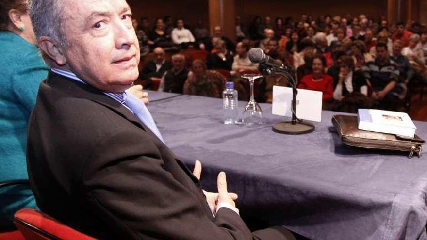 Miguel Ángel Mateos descubre la cara no televisiva de Serrano Suñer
