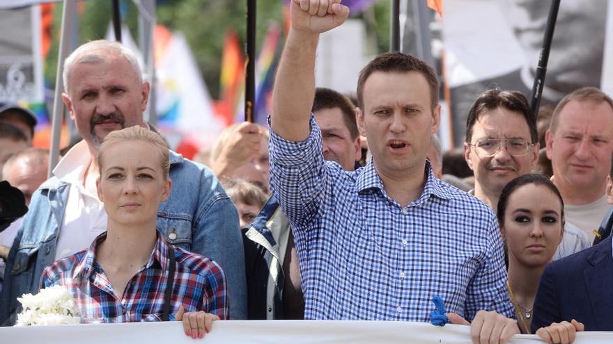 La Fiscalía rusa pide ahora 10 años de cárcel para Navalni