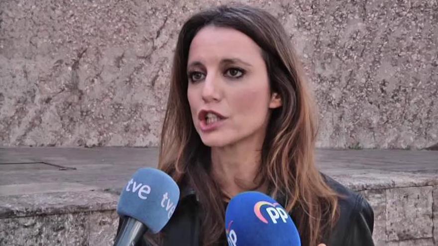 """Andrea Levy defiende un feminismo """"sin etiquetas"""""""