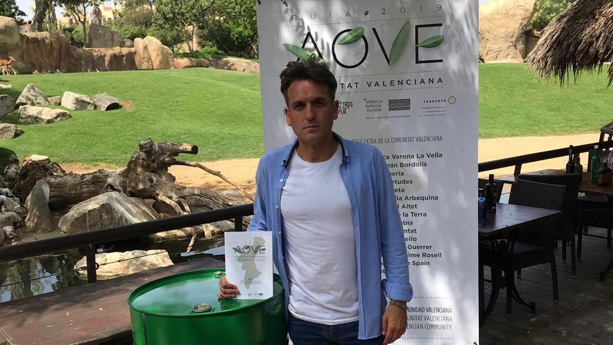 Presentación de la guía AOVE de la Comunitat Valenciana.