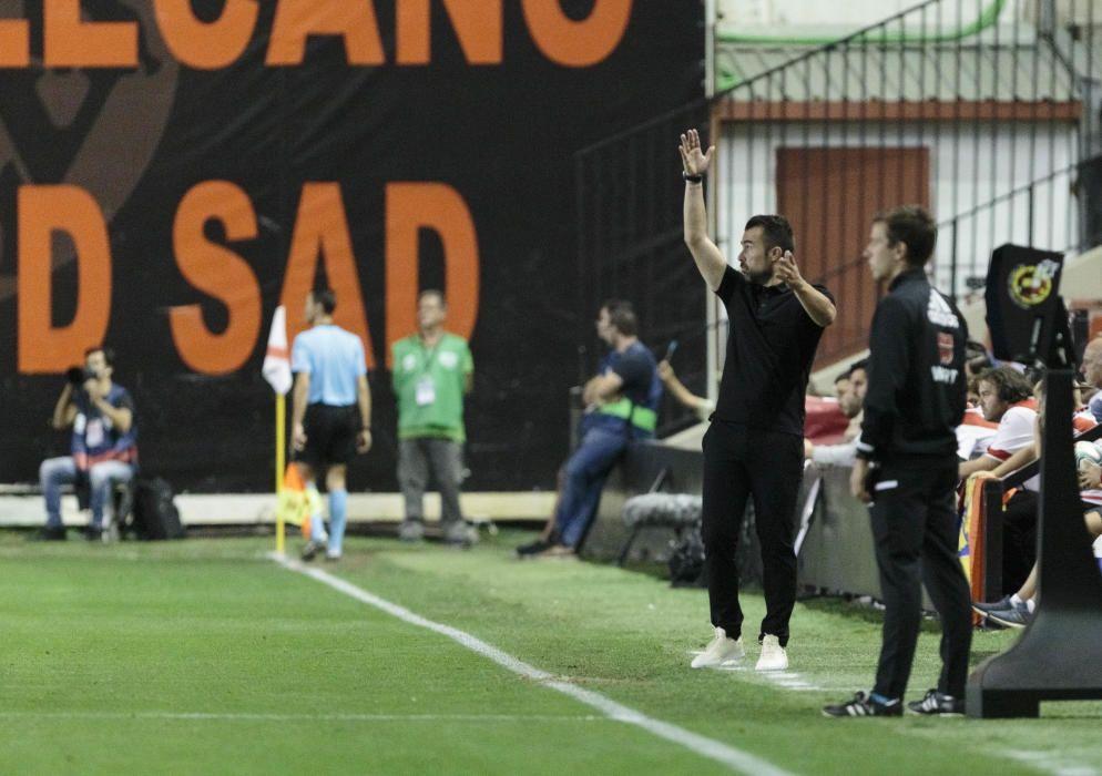 Tercera derrota consecutiva del Tenerife.